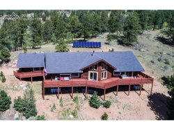 Photo of 361 Crystal Peak Road, Florissant, CO 80816 (MLS # 5692625)
