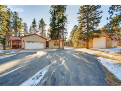 Photo of 401 W Valley Drive, Woodland Park, CO 80863 (MLS # 5707626)