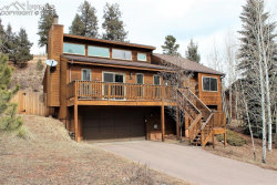 Photo of 120 Red Rock Court, Woodland Park, CO 80863 (MLS # 5715241)