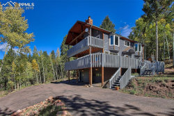 Photo of 1140 Forest Hill Place, Woodland Park, CO 80863 (MLS # 5716198)