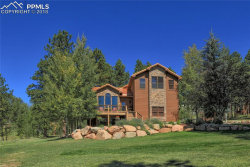 Photo of 325 Morning Sun Drive, Woodland Park, CO 80863 (MLS # 5842736)