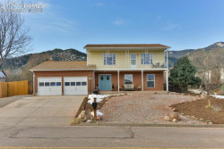 Photo of 344 Sutherland Place, Manitou Springs, CO 80829 (MLS # 5877864)