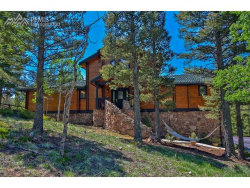 Photo of 6780 Eagle Mountain Road, Manitou Springs, CO 80829 (MLS # 5958020)