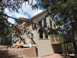 Photo of 69 Dakota Lane, Woodland Park, CO 80863 (MLS # 5986184)