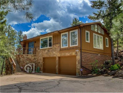 Photo of 6026 S Pike Drive, Larkspur, CO 80118 (MLS # 6007505)