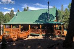 Photo of 734 Kutsu Ridge Road, Florissant, CO 80816 (MLS # 6007514)