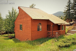 Photo of 307 Dewell Road, Woodland Park, CO 80863 (MLS # 6035638)