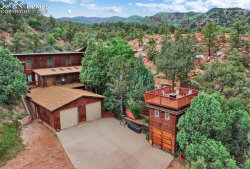 Photo of 105 Trestle Trail, Manitou Springs, CO 80829 (MLS # 6098749)