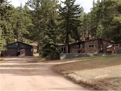 Photo of 144 S Forty Road, Woodland Park, CO 80863 (MLS # 6100103)
