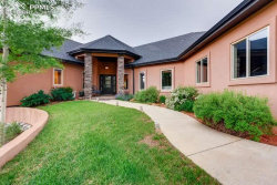 Photo of 1423 Masters Drive, Woodland Park, CO 80863 (MLS # 6123434)