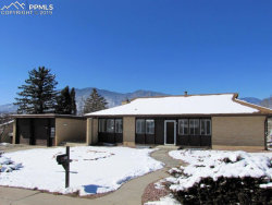 Photo of 536 Crestridge Avenue, Colorado Springs, CO 80905 (MLS # 6125285)