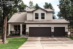 Photo of 1430 Evergreen Heights Drive, Woodland Park, CO 80863 (MLS # 6126088)
