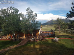 Photo of 408 County 59 Road, Guffey, CO 80820 (MLS # 6184040)