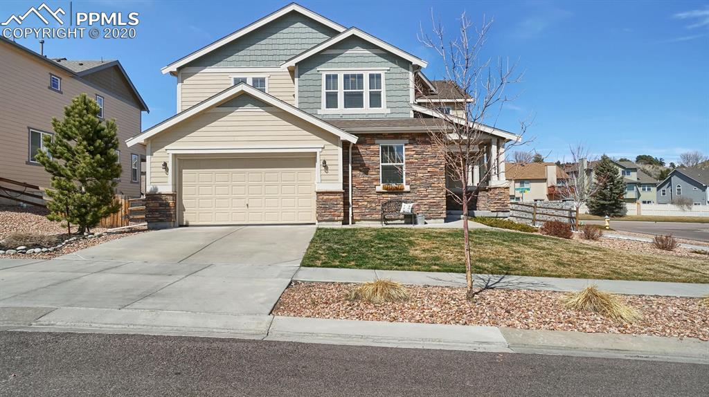 Photo for 1104 Crown Haven Circle, Colorado Springs, CO 80919 (MLS # 6217870)