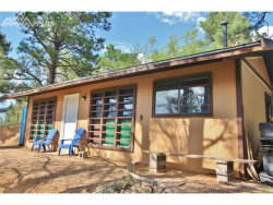 Photo of 140 Chalk Circle Trail, Florissant, CO 80816 (MLS # 6261402)