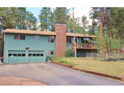 Photo of 602 Sunnywood Loop, Woodland Park, CO 80863 (MLS # 6283923)