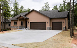 Photo of 1323 Firestone Drive, Woodland Park, CO 80863 (MLS # 6290583)