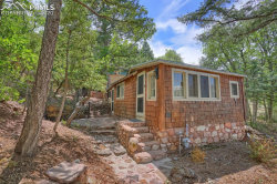 Photo of 915 High Road, Manitou Springs, CO 80829 (MLS # 6309337)