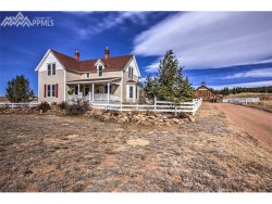 Photo of 1465 County 31 Road, Florissant, CO 80816 (MLS # 6385818)