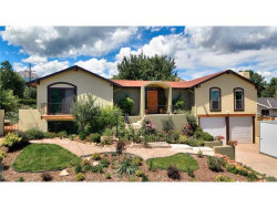 Photo of 132 Crystal Hills Boulevard, Manitou Springs, CO 80829 (MLS # 6393815)