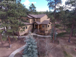 Photo of 450 Fairfield Lane, Woodland Park, CO 80863 (MLS # 6442016)