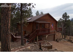 Photo of 24 Summit Road, Woodland Park, CO 80863 (MLS # 6447215)