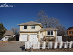 Photo of 3225 W Monica Drive, Colorado Springs, CO 80916 (MLS # 6461477)