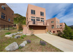 Photo of 6 Amethyst Avenue, Manitou Springs, CO 80829 (MLS # 6466511)