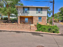 Photo of 14 Waltham Avenue, Manitou Springs, CO 80829 (MLS # 6484793)