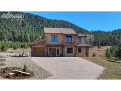Photo of 841 Majestic Parkway, Woodland Park, CO 80863 (MLS # 6538728)