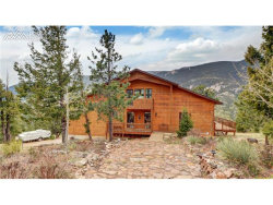Photo of 520 Sunrise Peak Road, Manitou Springs, CO 80829 (MLS # 6575167)
