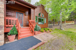 Photo of 681 Pinon Ridge Drive, Woodland Park, CO 80863 (MLS # 6617849)