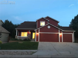 Photo of 4890 Poleplant Drive, Colorado Springs, CO 80918 (MLS # 6668700)