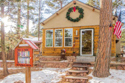 Photo of 306 S Evergreen Street, Woodland Park, CO 80863 (MLS # 6677403)
