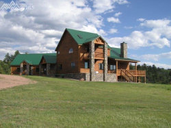 Photo of 2204 High Park Road, Florissant, CO 80816 (MLS # 6685897)