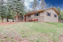 Photo of 125 Rolling Park Drive, Woodland Park, CO 80863 (MLS # 6734151)