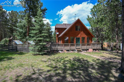 Photo of 133 Bluebird Hill, Woodland Park, CO 80863 (MLS # 6773473)