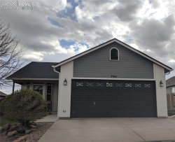 Photo of 7941 Weatherstone Drive, Colorado Springs, CO 80925 (MLS # 6787218)