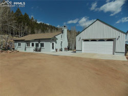 Photo of 460 Spruce Drive, Florissant, CO 80816 (MLS # 6791437)