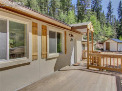 Photo of 4020 Trout Creek Road, Woodland Park, CO 80863 (MLS # 6892110)