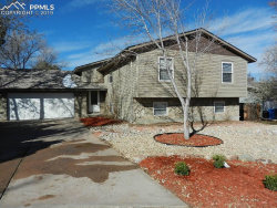 Photo of 1860 W Whitehorn Drive, Colorado Springs, CO 80920 (MLS # 6896187)
