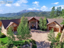 Photo of 710 Sunrise Circle, Woodland Park, CO 80863 (MLS # 6903025)