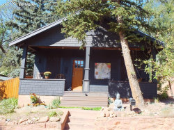 Photo of 115 Cave Avenue, Manitou Springs, CO 80829 (MLS # 6966411)