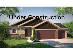 Photo of 7909 Broderick Court, Colorado Springs, CO 80927 (MLS # 7015675)