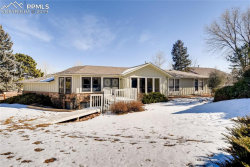 Photo of 461 Crystal Hills Boulevard, Manitou Springs, CO 80829 (MLS # 7027993)