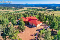 Photo of 187 Elk Lane, Woodland Park, CO 80863 (MLS # 7140818)