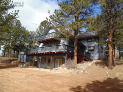 Photo of 832 Spring Valley Drive, Divide, CO 80814 (MLS # 7326894)