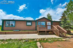 Photo of 200 Calle De La Nieva, Florissant, CO 80816 (MLS # 7340313)