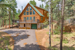 Photo of 2255 Spruce Road, Woodland Park, CO 80863 (MLS # 7377076)