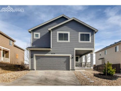 Photo of 4779 Saddle Ridge Drive, Colorado Springs, CO 80922 (MLS # 7385495)